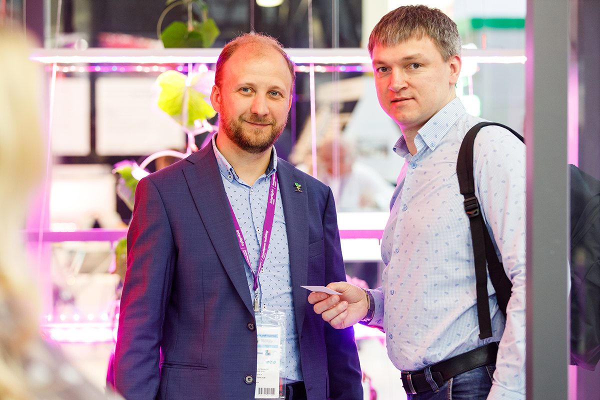Выставка Interlight Russia 2019